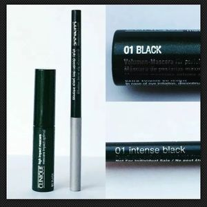 Clinique High Impact Mascara & Quickliner black